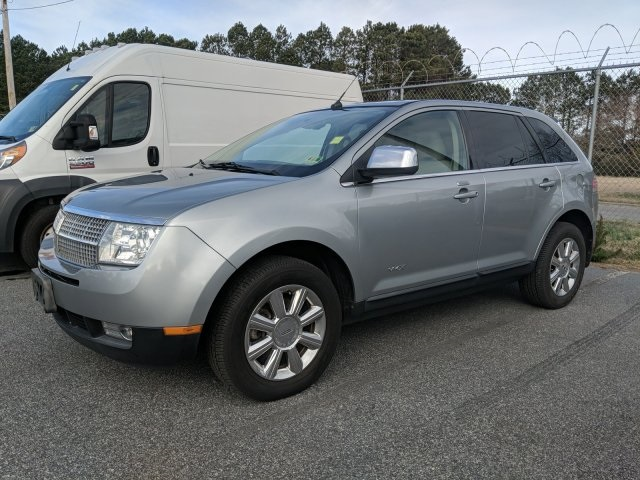 Pre Owned 2007 Lincoln MKX Base 4D Sport Utility In Elizabeth City