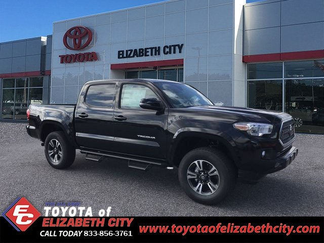 New 2019 Toyota Tacoma Trd Sport 4d Double Cab In Elizabeth City