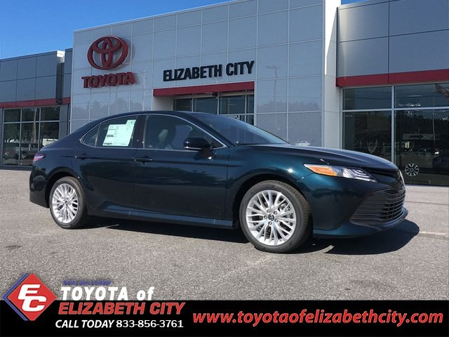 New 2018 Toyota Camry L