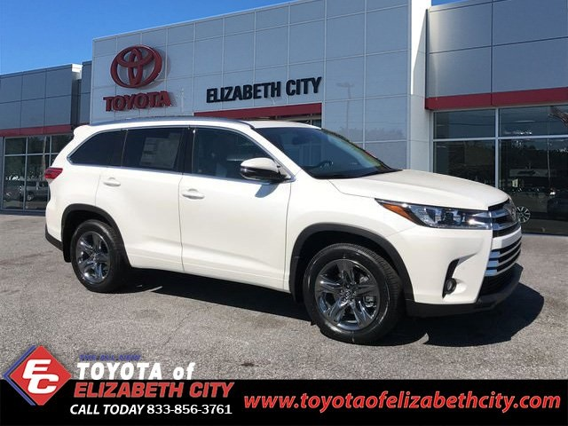 Pre Owned 2018 Toyota Highlander Limited Platinum