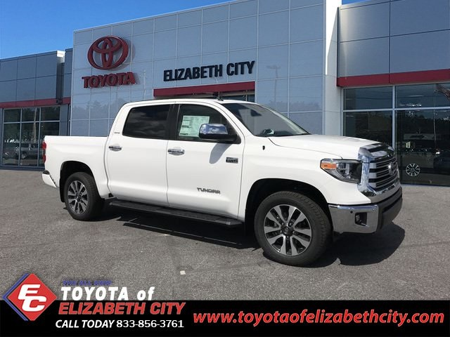 New 2019 Toyota Tundra Limited 4d Crewmax In Elizabeth City
