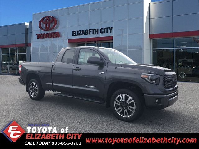 New 2019 Toyota Tundra Sr5 4d Double Cab In Elizabeth City Kx244716