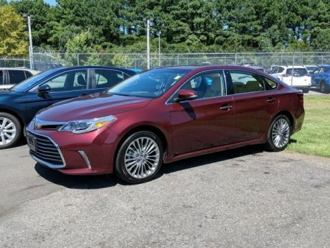Certified Pre-Owned 2016 Toyota Avalon LTD